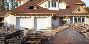 Residential Construction Junk Removal